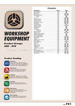 09.05.1 Workshop Equipment