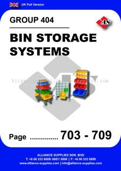 404 - Bin Storage Systems