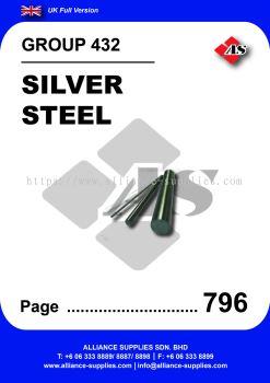 432 - Silver Steel