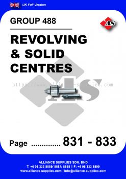488 - Revolving and Solid Centres