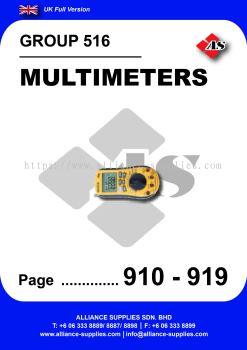 516 - Multimeters