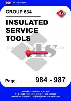 534 - Insulated Service Tools