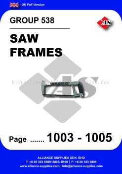538 - Saw Frames