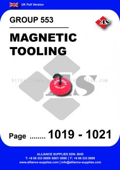 553 - Magnetic Tooling