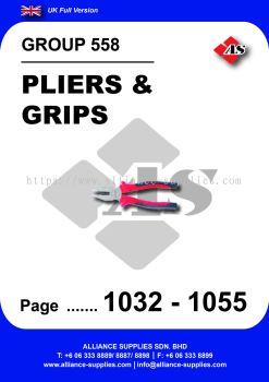 558 - Pliers & Grips
