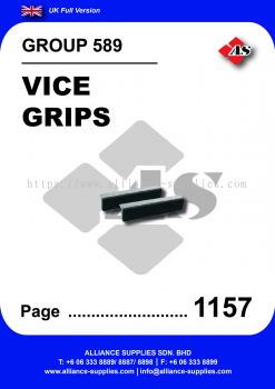 589 - Vice Grips