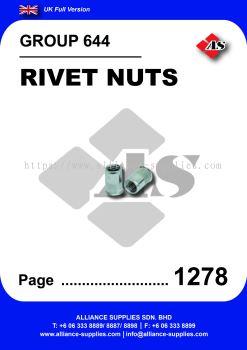644 - Rivet Nuts