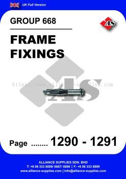 668 - Frame Fixings