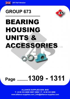 673 - Bearing Housing Units & Accessories