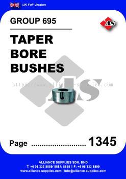 695 - Taper Bore Bushes