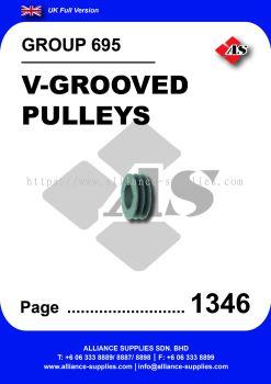 695 - V-Grooved Pulleys