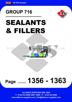 716 - Sealants & Fillers