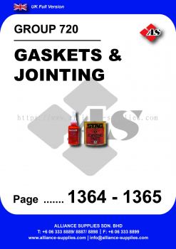 720 - Gaskets & Jointing