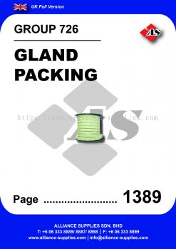 726 - Gland Packing