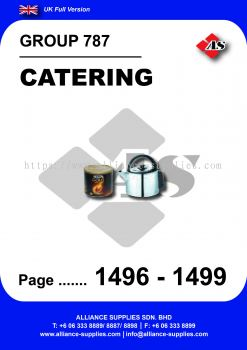 787 - Catering