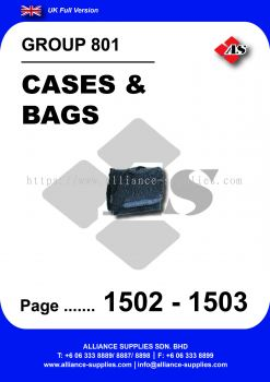801 - Cases & Bags