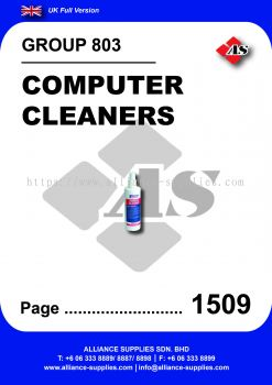 803 - Computer Cleaners