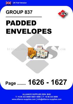 837 - Padded Envelopes