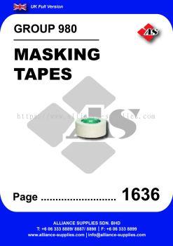 980 - Masking Tapes