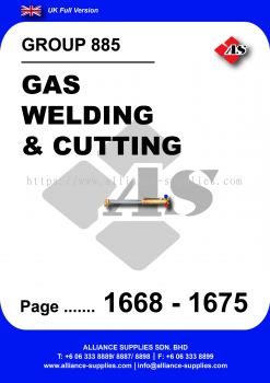 885 - Gas Welding & Cutting