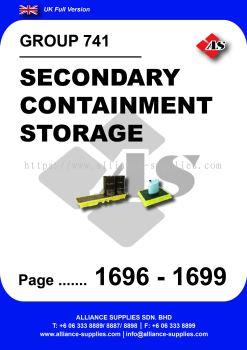 741 - Secondary Containment Storage