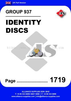 937 - Identity Discs