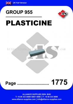 955 - Plasticine