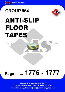 964 - Anti-Slip Floor Tapes