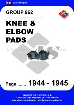 962 - Knee & Elbow Pads