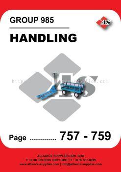 985-Handling