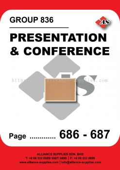 836-Presentation and Conference