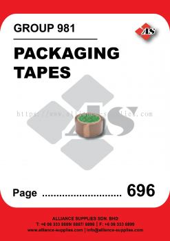 981-Packaging Tapes