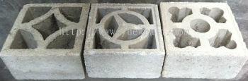 Ventilated Cement Block