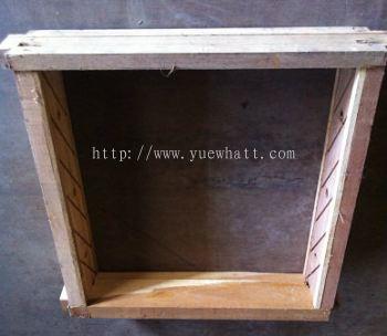 Wooden Window Frame 2' X 2'
