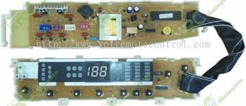 DWF-1398 DAEWOO WASHING MACHINE CPU PCB BOARD