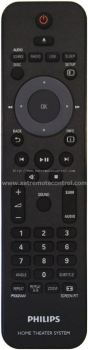 RC26-B0071 PHILIPS HOME THEATER REMOTE CONTROL