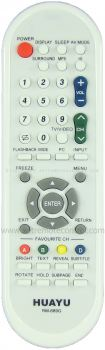 RM-689G SHARP LCD/LED TV REMOTE CONTROL