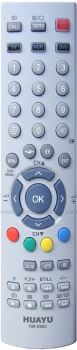 RM-D602 TOSHIBA LCD/LED TV REMOTE CONTROL