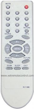 RLT-1906 VISION LCD/LED TV REMOTE CONTROL