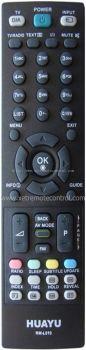 RM-L810 LG LCD/LED TV REMOTE CONTROL