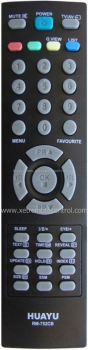 RM-752CB LG LCD/LED TV REMOTE CONTROL