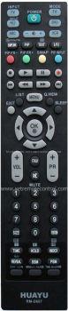 RM-D657 LG LCD/LED TV REMOTE CONTROL