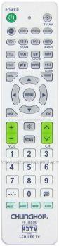 RM-1880E CHUNGHOP UNIVERSAL LCD/LED TV REMOTE CONTROL