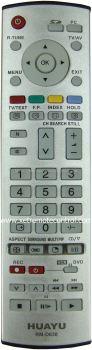 RM-D630 PANASONIC LCD/LED TV REMOTE CONTROL