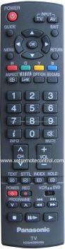 N2QAKB000066 PANASONIC LCD/LED TV REMOTE CONTROL
