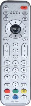 RM-PH07 PHILIPS LCD/LED TV REMOTE CONTROL