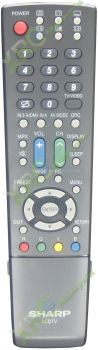 GA736WJSA SHARP LCD/LED TV REMOTE CONTROL