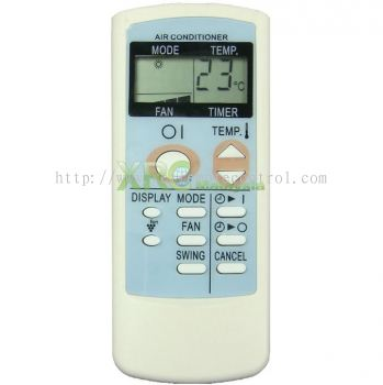 CRMC-A589JBEZ SHARP AIR CONDITIONING REMOTE CONTROL