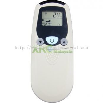 G07L YORK AIR CONDITIONING REMOTE CONTROL