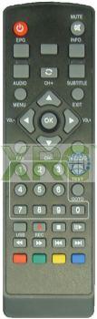 MY TV T2 REMOTE CONTROL